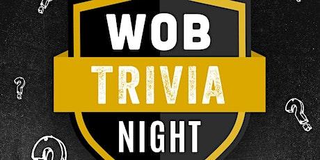 World of Beer Trivia Night's tickets