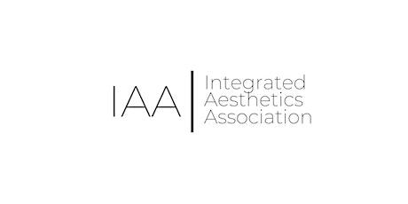 Integrated Aesthetics Association Meeting tickets