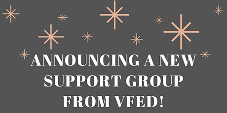 VFed Eating Disorder Support Group tickets