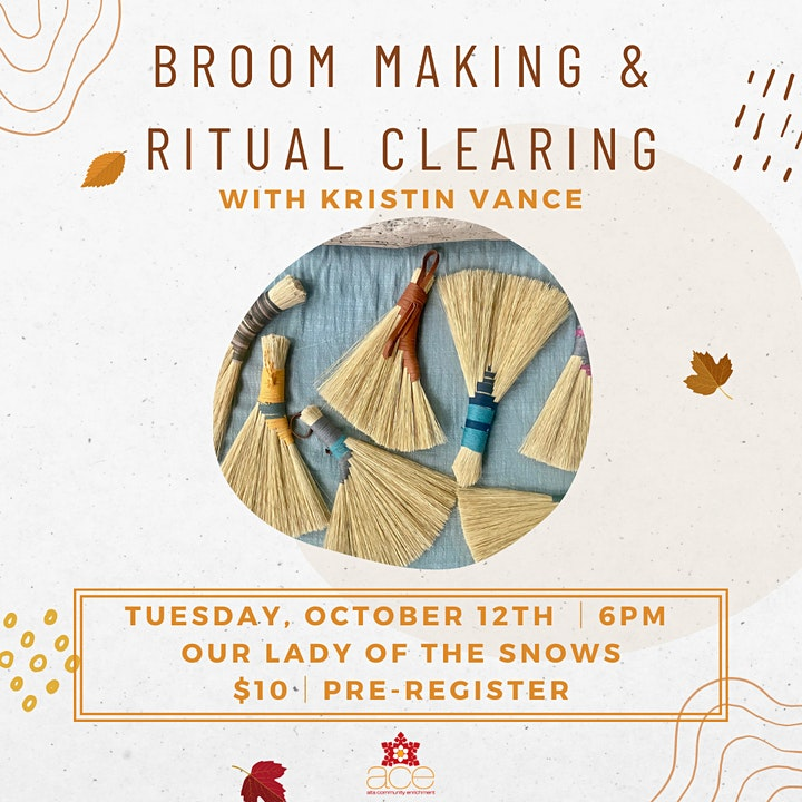 Broom Making and Ritual Clearing image