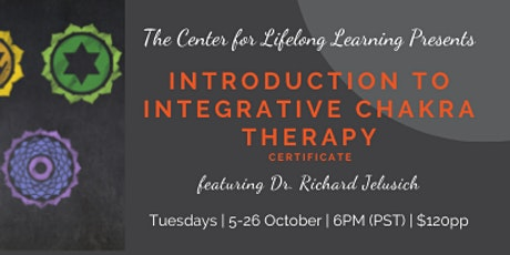 Introduction to Integrative Chakra Therapy tickets