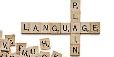 Plain Language Workshop tickets