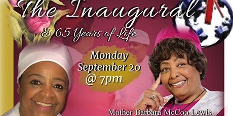 The Inaugural & 65 Years of Life Celebration for Supervisor Renee'F.Murray tickets