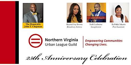 Northern Virginia Urban League Guild 25th Anniversary Celebration [virtual] tickets