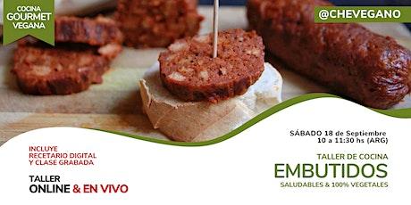 Cocina Gourmet: EMBUTIDOS  Saludables tickets
