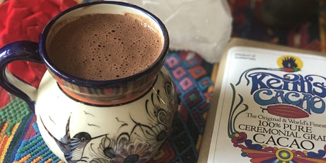Cacao Ceremony with Sound Healing in the Garden tickets