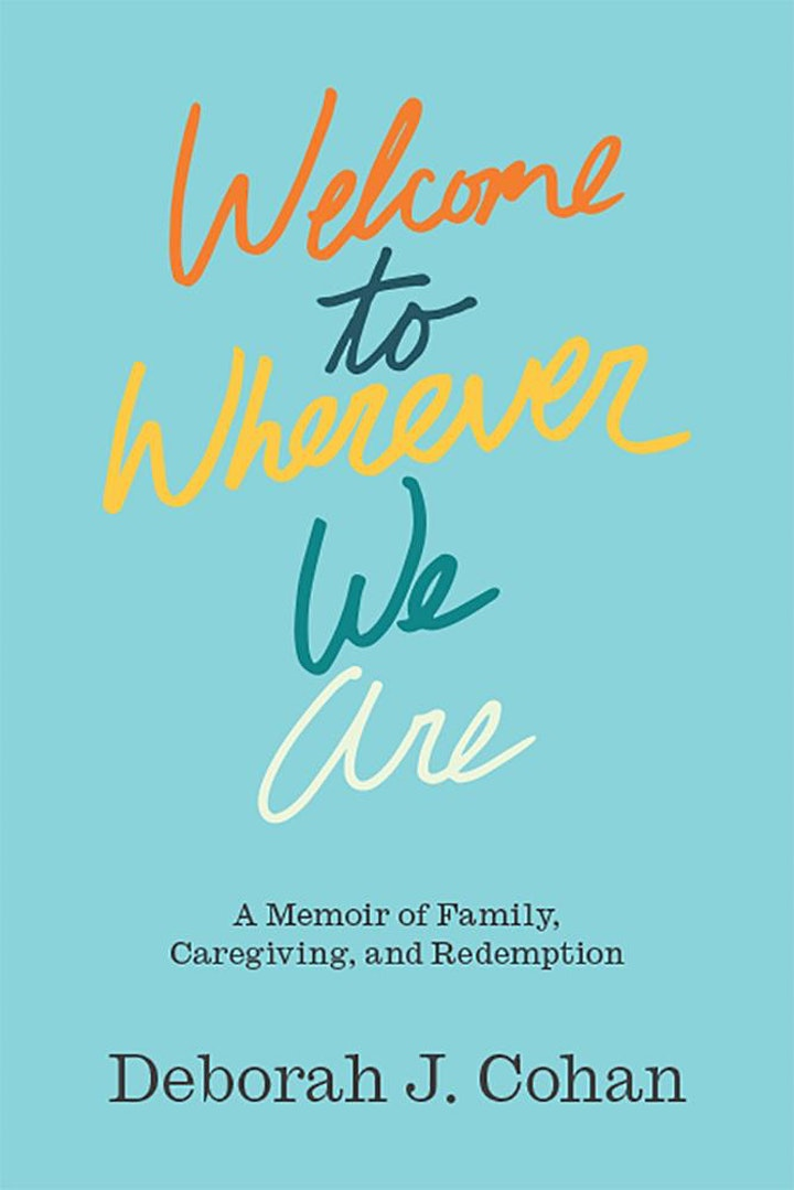 An Evening with Deborah J. Cohan, author of Welcome to Wherever We Are image