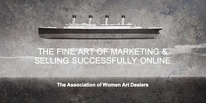 AWAD presents 'The Fine Art of Selling Art Online' -...