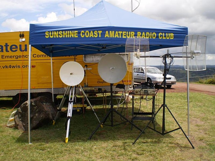 SUNFEST  VEA Amateur Radio Exams October 2021 image