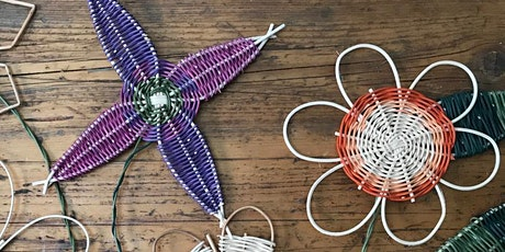 Colourful Woven Flowers tickets