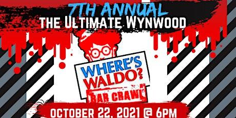 "7th Annual ""Where's Waldo?"" The Ultimate  Wynwood Bar Crawl tickets"