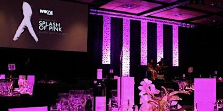 Splash of Pink Black Tie Gala Fundraiser for BCFNZ tickets