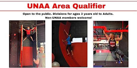 September 18: UNAA Area Qualifier – Ninja Tournament tickets