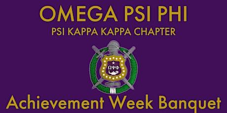 PSI KAPPA KAPPA Achievement Week Banquet tickets