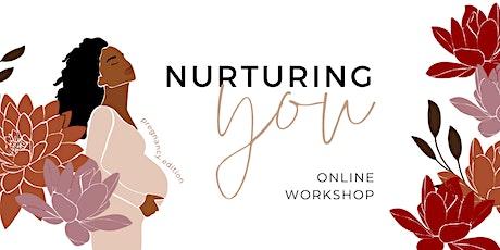 Nurturing YOU Online Pregnancy Workshop tickets