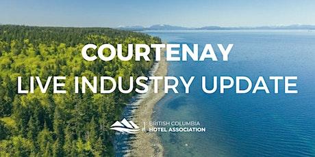 BCHA Live Industry Update | Courtenay tickets