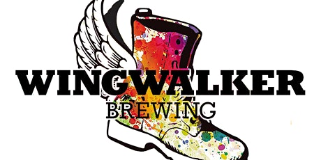 Happy Hour Paint Class @ Wingwalker Brewery tickets