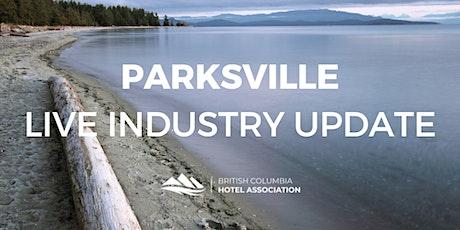 BCHA Live Industry Update | Parksville tickets