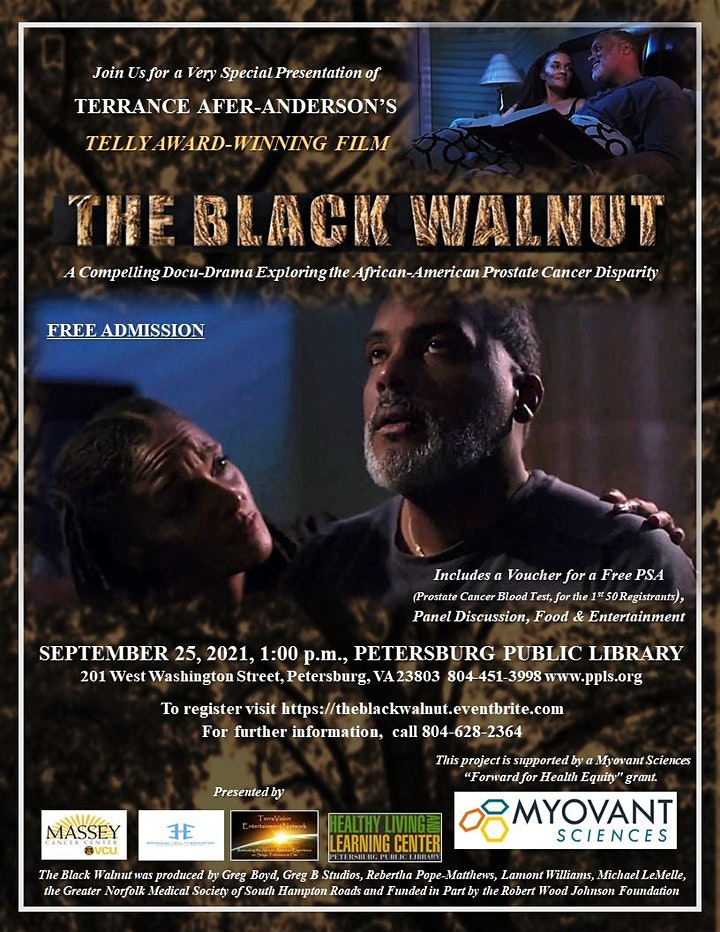 """Terrance Afer-Anderson's """"The Black Walnut"""" image"""