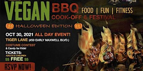 Vegan BBQ Cook-off & Festival tickets