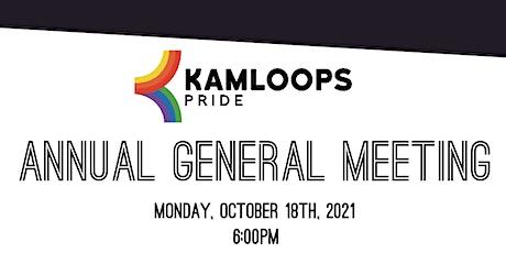Kamloops Pride: Annual General Meeting 2021 tickets