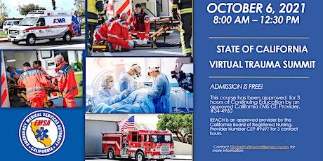 2021 Virtual State of California Trauma Summit tickets