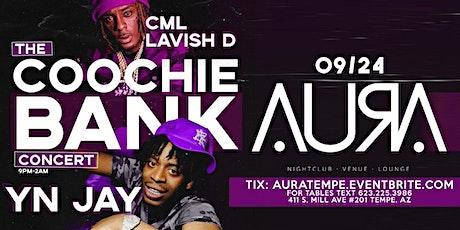 YN Jay + CML Lavish D tickets