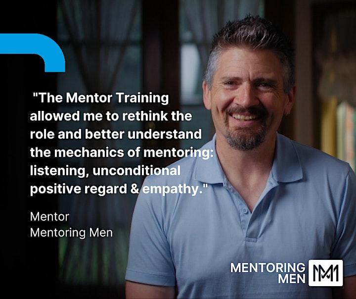 Mentor Training 21st & 22nd September image