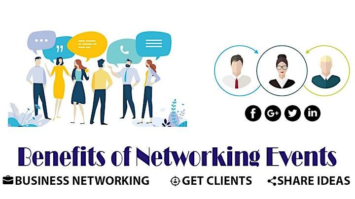 Toronto's Big Business, Tech & Entrepreneur Professional Networking Soiree image
