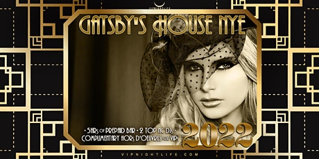 2022 Charlotte New Year's Eve Party - Gatsby's House tickets