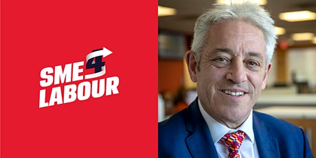 In conversation with John Bercow tickets