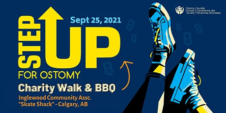 Step Up For Ostomy Charity Walk & BBQ tickets