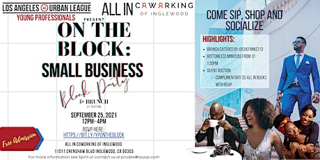 On The Block: Small Business Block Party tickets