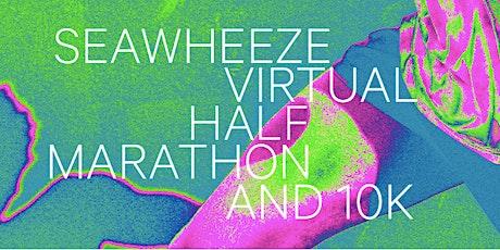 lululemon SeaWheeze Virtual | Hudson River Park tickets