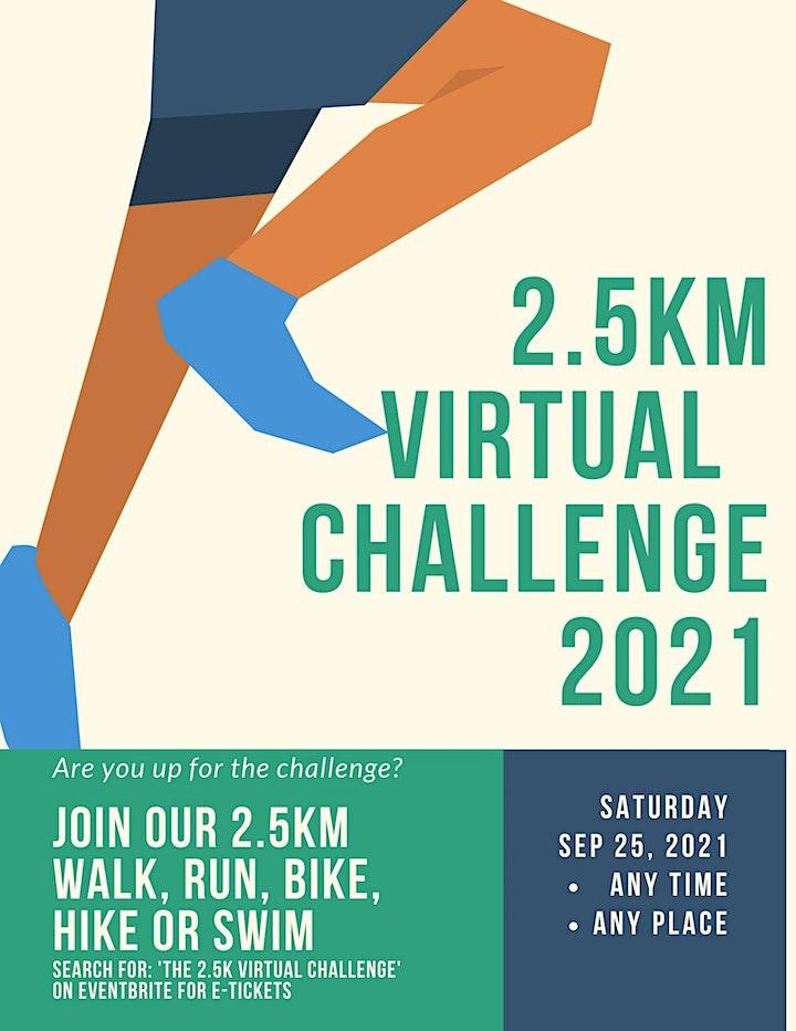 The 2.5K Virtual Challenge / Le Défi Virtuel  2.5K image