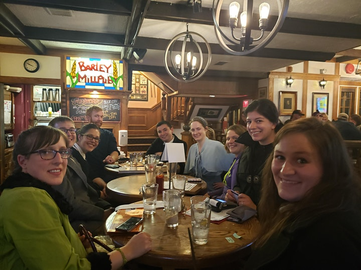 Tacos and Trivia Thirst'day at The Barley Mill, Penticton! image