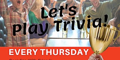 Thursday Night Trivia at The Barley Mill, Penticton! tickets