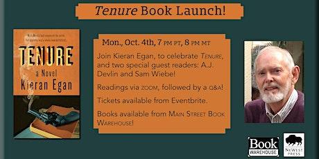 Tenure Launch tickets