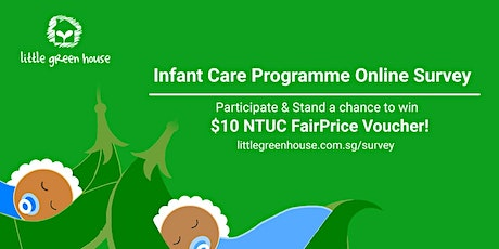 Online Survey For Parents in SG - Stand a chance to win a $10 NTUC Voucher tickets