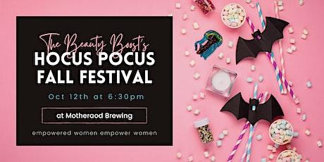 Hocus Pocus Fall Festival tickets