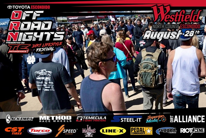 OFF ROAD NIGHTS  Dirt Lifestyle Festival image