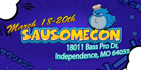 Sausomecon 2022 at Stoney Creek in Independence Missouri tickets