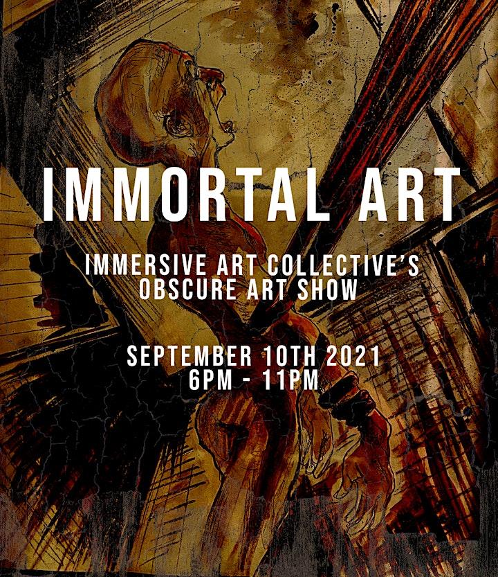 """Immortal Art"" LA's Obscure Art Show image"