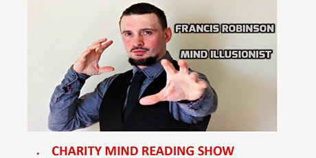 Mind Games- Charity Mind Reading Show tickets