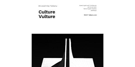 Culture Vulture | English Conversation Class ingressos