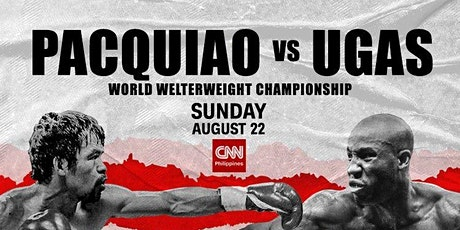 StREAMS@>! (FREE)-Pacquiao-Ugas Fight Live On Boxing fReE tickets