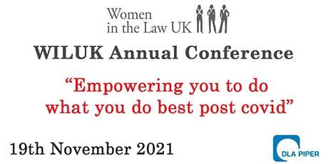 Annual Conference - Empowering you to do what you do best post Covid tickets
