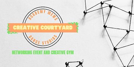 Creative Courtyard Online Event tickets
