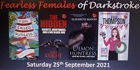 Fearless Females of Darkstroke tickets
