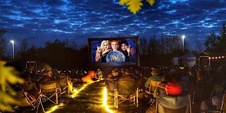 Halloween showing of Hocus Pocus on Worcester's Outdoor Cinema tickets